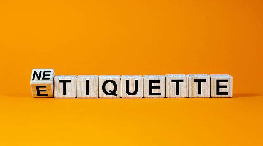 WAPCon2021 Etiquette